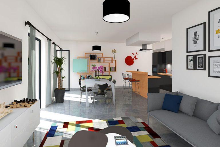 appartement neuf proche gare de metz