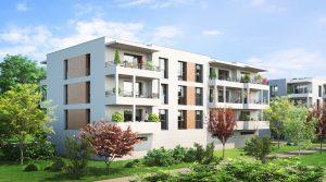 appartement neuf mondelange